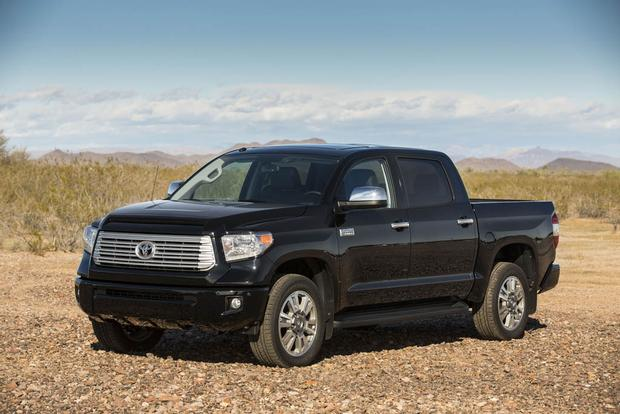 2017 Toyota Tundra: New Car Review