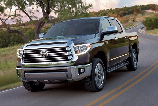 2018 Toyota Tundra New Car Review Featured Image Large Thumb0