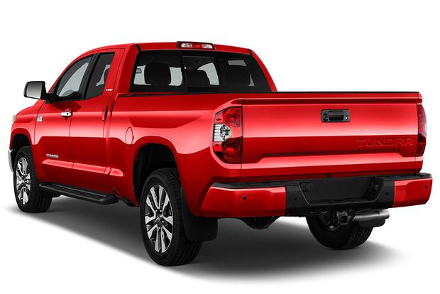 2018 Toyota Tundra: New Car Review featured image large thumb1