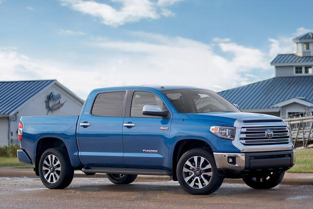 2018 Toyota Tundra: New Car Review - Autotrader