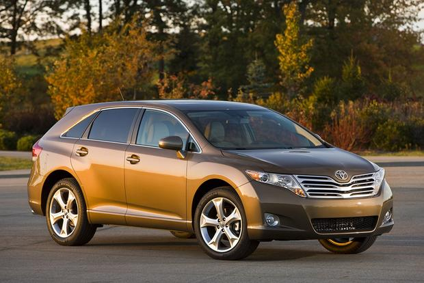 2009 Toyota Venza: Used Car Review featured image large thumb1