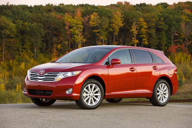 2009 Toyota Venza: Used Car Review featured image large thumb3