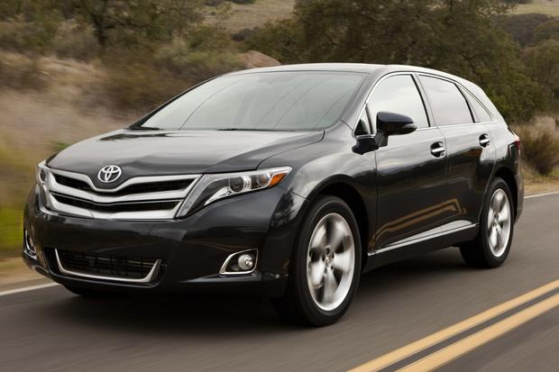 2015 Toyota Venza: New Car Review featured image large thumb2