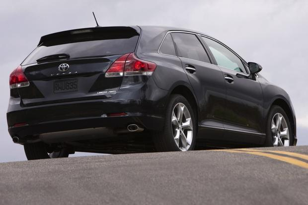 2013 Toyota Venza: New Car Review featured image large thumb2