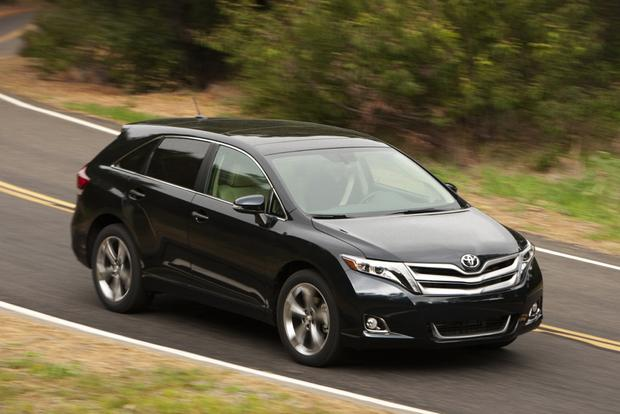 2014 Toyota Venza: New Car Review featured image large thumb1