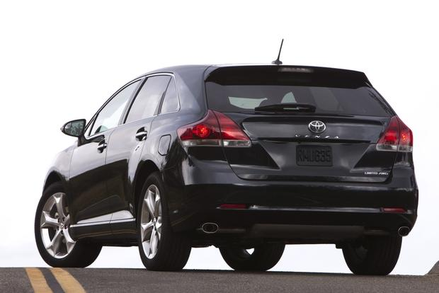 2015 toyota venza new car review autotrader. Black Bedroom Furniture Sets. Home Design Ideas