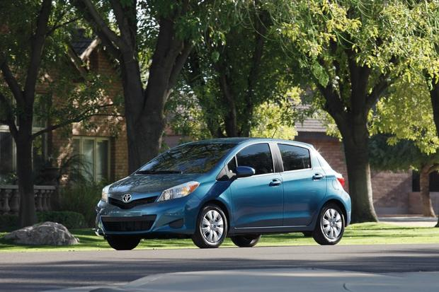 2014 Toyota Yaris: New Car Review featured image large thumb1