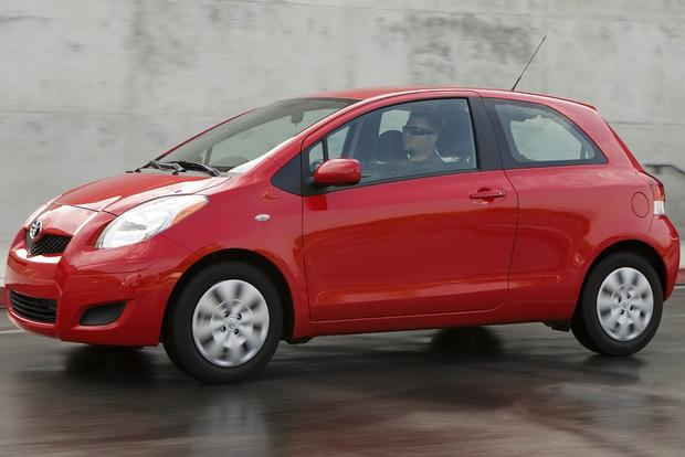 2007-2011 Toyota Yaris featured image large thumb1