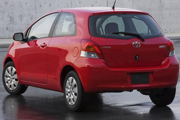 2007-2011 Toyota Yaris featured image large thumb3