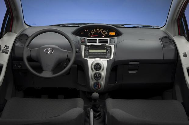 2007-2011 Toyota Yaris featured image large thumb6