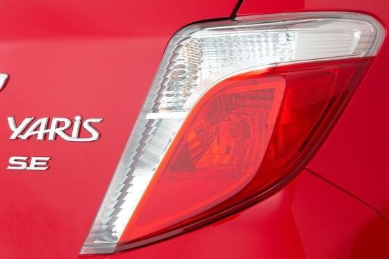 2012 Toyota Yaris: New Car Review featured image large thumb7