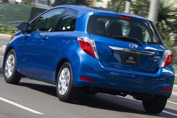 2013 Toyota Yaris: New Car Review Featured Image Large Thumb2