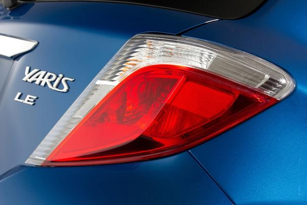 2013 Toyota Yaris: New Car Review featured image large thumb8