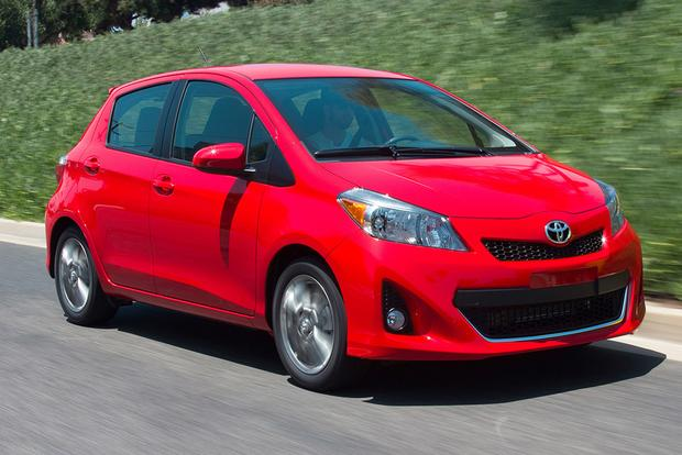 2014 vs. 2015 Toyota Yaris: What's the Difference? featured image large thumb11
