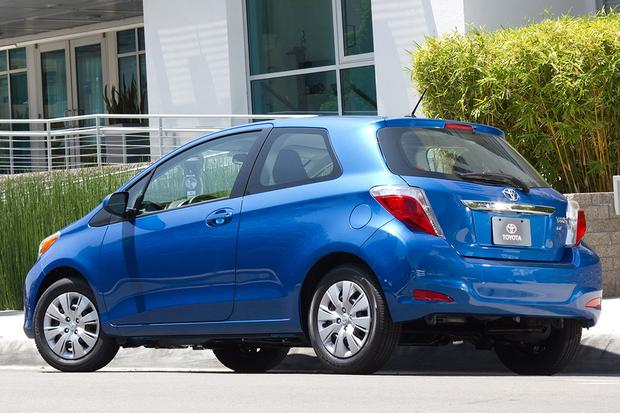 2014 vs. 2015 Toyota Yaris: What's the Difference? featured image large thumb8