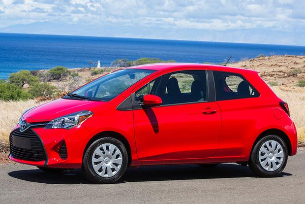 2014 vs. 2015 Toyota Yaris: What's the Difference? featured image large thumb5