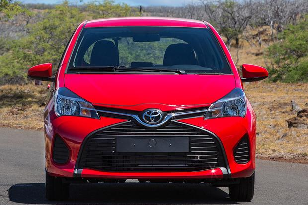 2014 vs. 2015 Toyota Yaris: What's the Difference? featured image large thumb7