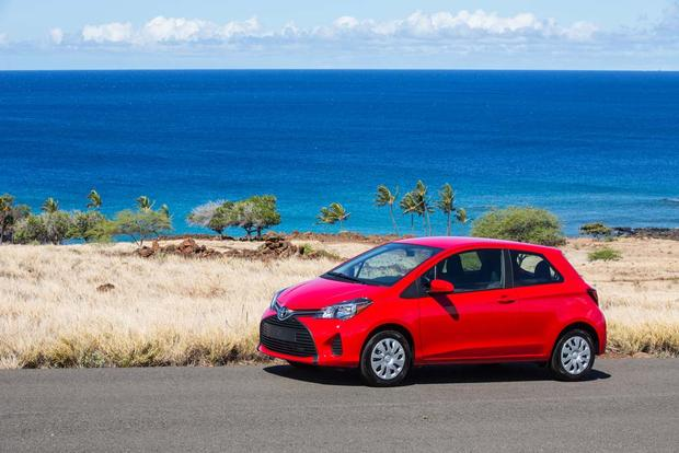 2016 Toyota Yaris: New Car Review featured image large thumb3