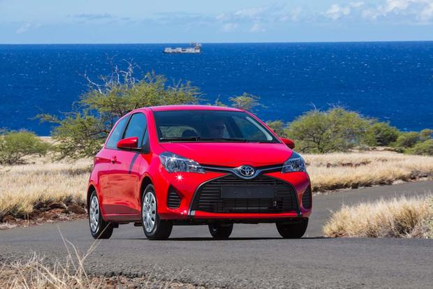 2016 Toyota Yaris: New Car Review featured image large thumb2