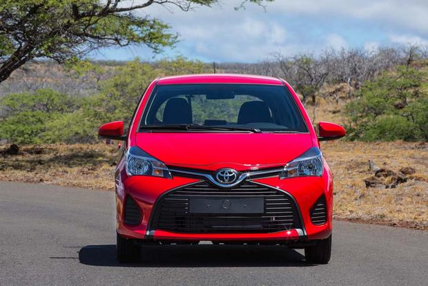 2016 Toyota Yaris: New Car Review featured image large thumb1