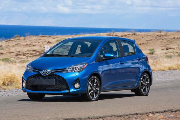 2017 Toyota Yaris: New Car Review