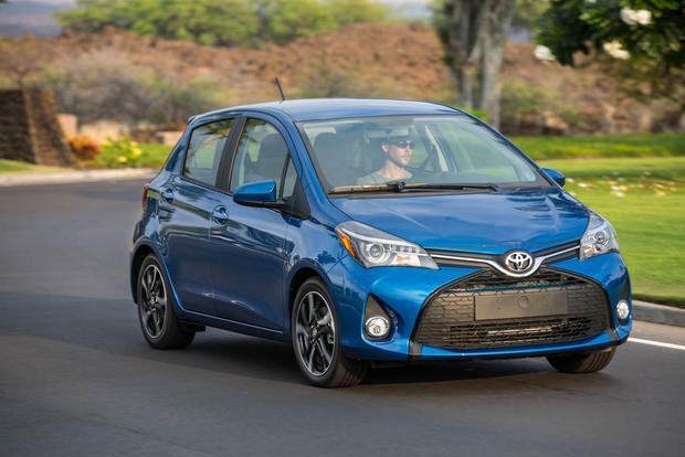 2017 Toyota Yaris: New Car Review featured image large thumb1