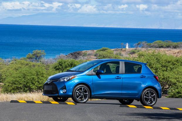 2017 Toyota Yaris: New Car Review featured image large thumb2