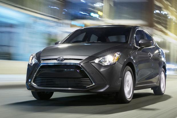 2017 Toyota Yaris iA: New Car Review featured image large thumb0