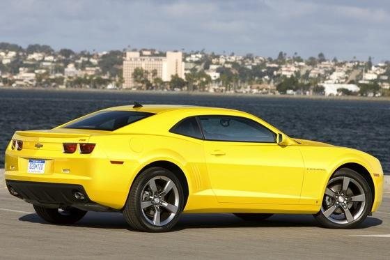 2010 Chevrolet Camaro: Used Car Review featured image large thumb2