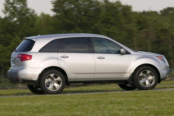 2007 2011 acura mdx used car review autotrader. Black Bedroom Furniture Sets. Home Design Ideas