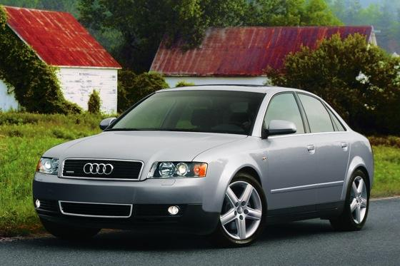2002-2005 Audi A4 Sedan and Wagon - Used Car Review - Autotrader
