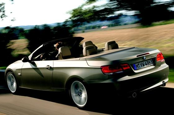 BMW Series Convertible Used Car Review Autotrader - Bmw 3 series hardtop convertible used