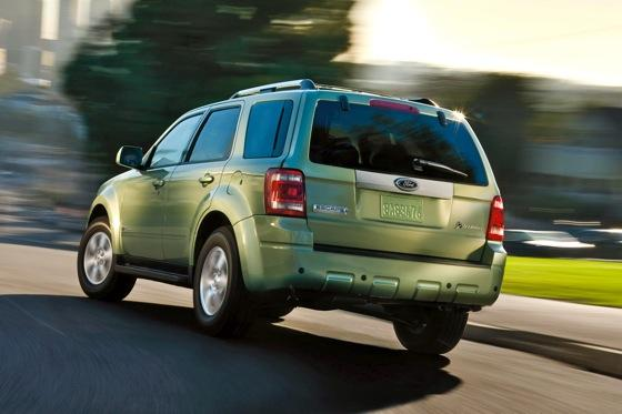 2009-2011 Ford Escape Hybrid: Used Car Review featured image large thumb1
