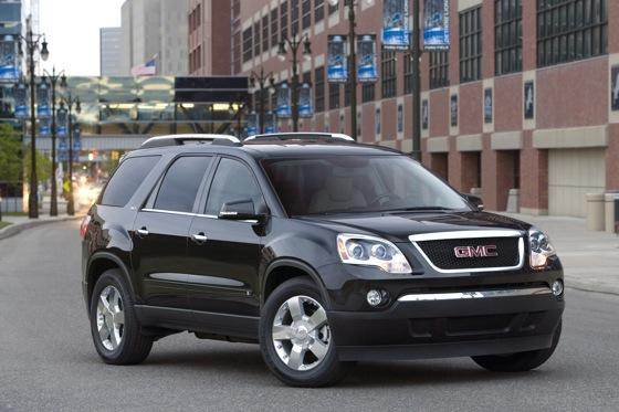 20072011 GMC Acadia Used Car Review Autotrader