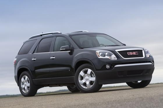 2007 2011 gmc acadia used car review autotrader 2007 2011 gmc acadia used car review featured image large thumb1