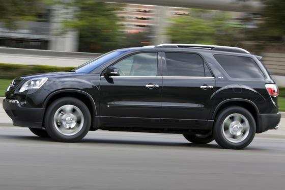 New Ford Flex 2007-2011 GMC Acadia - Used Car Review - Autotrader