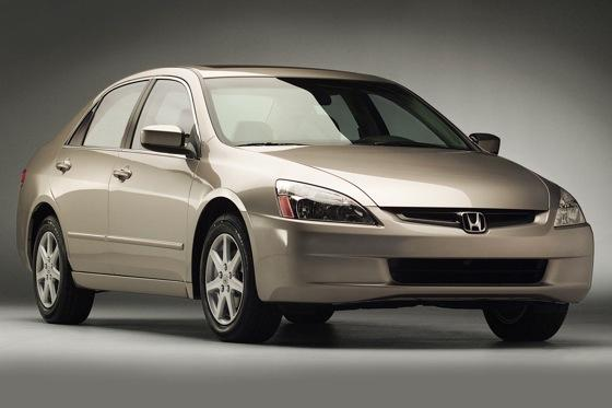 2003 2007 honda accord sedan used car review autotrader for Honda car app