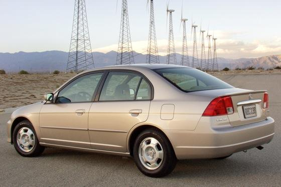 2003 2005 Honda Civic Hybrid Used Car Review Featured Image Large Thumb4