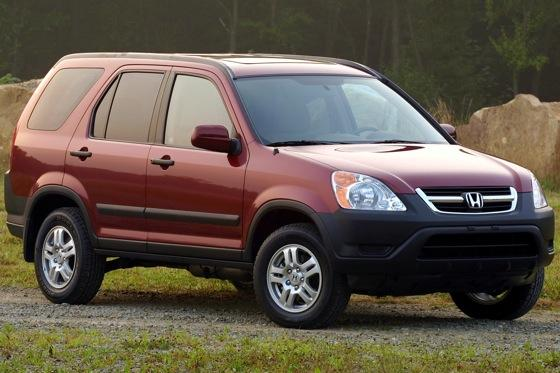 20022006 Honda CRV Used Car Review  Autotrader