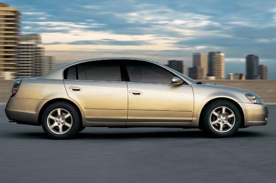 20022006 Nissan Altima  Used Car Review  Autotrader