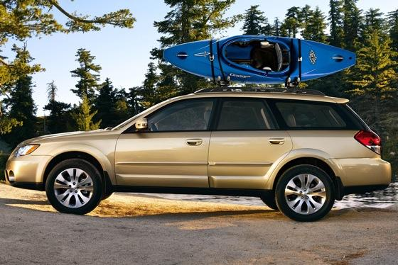 2005 2009 subaru outback used car review autotrader. Black Bedroom Furniture Sets. Home Design Ideas