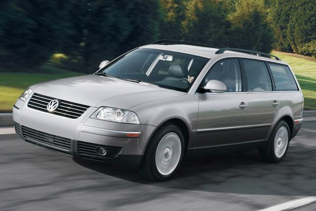 1998 2005 vw passat used car review autotrader. Black Bedroom Furniture Sets. Home Design Ideas