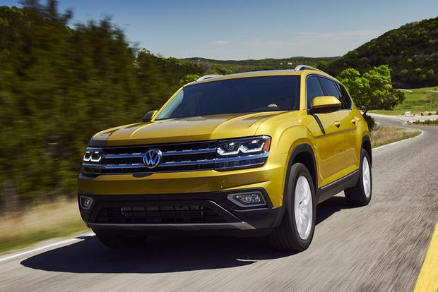 2018 Volkswagen Atlas vs. 2017 Toyota Highlander: Which Is Better? featured image large thumb11