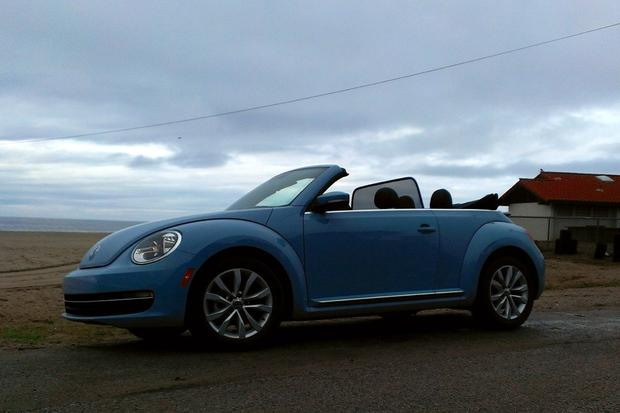 2013 VW Beetle Convertible: First Drive Review featured image large thumb1
