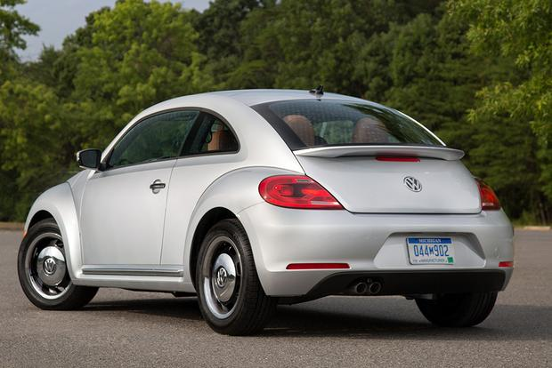 2015 Volkswagen Beetle: New Car Review featured image large thumb2