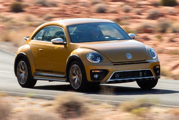 2016 Volkswagen Beetle: New Car Review
