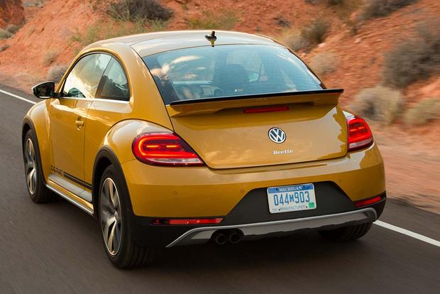 2016 Volkswagen Beetle: New Car Review featured image large thumb1