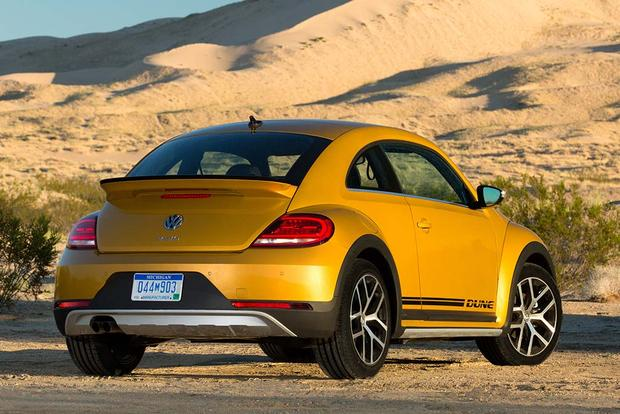 2016 Volkswagen Beetle: New Car Review featured image large thumb5