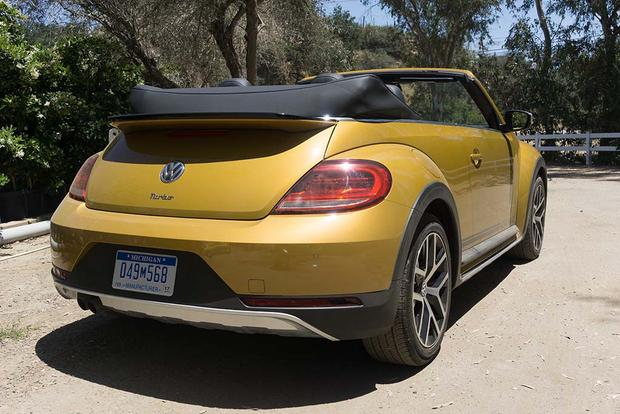 2016 Volkswagen Beetle Dune: Real World Review featured image large thumb1