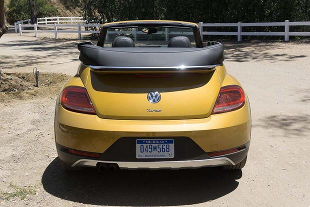 2016 Volkswagen Beetle Dune: Real World Review featured image large thumb2